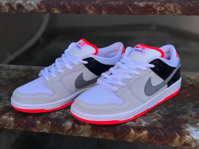 ・ORANGE LABEL【NIKE SB DUNK LOW PRO ISO】 品番:CD2563-004 カラー:neutral grey/cool grey-black¥11,000+消費税#instantskateshop #nike #nikesb #dunklow #orangelabel