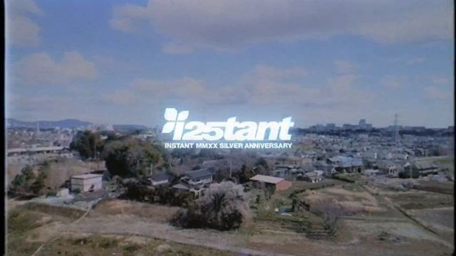 ・25th Anniversary Movie -instants 25TH- Teaser 1Watch now at instants.co.jp#i25tant#instantskateshop#instanturayasu