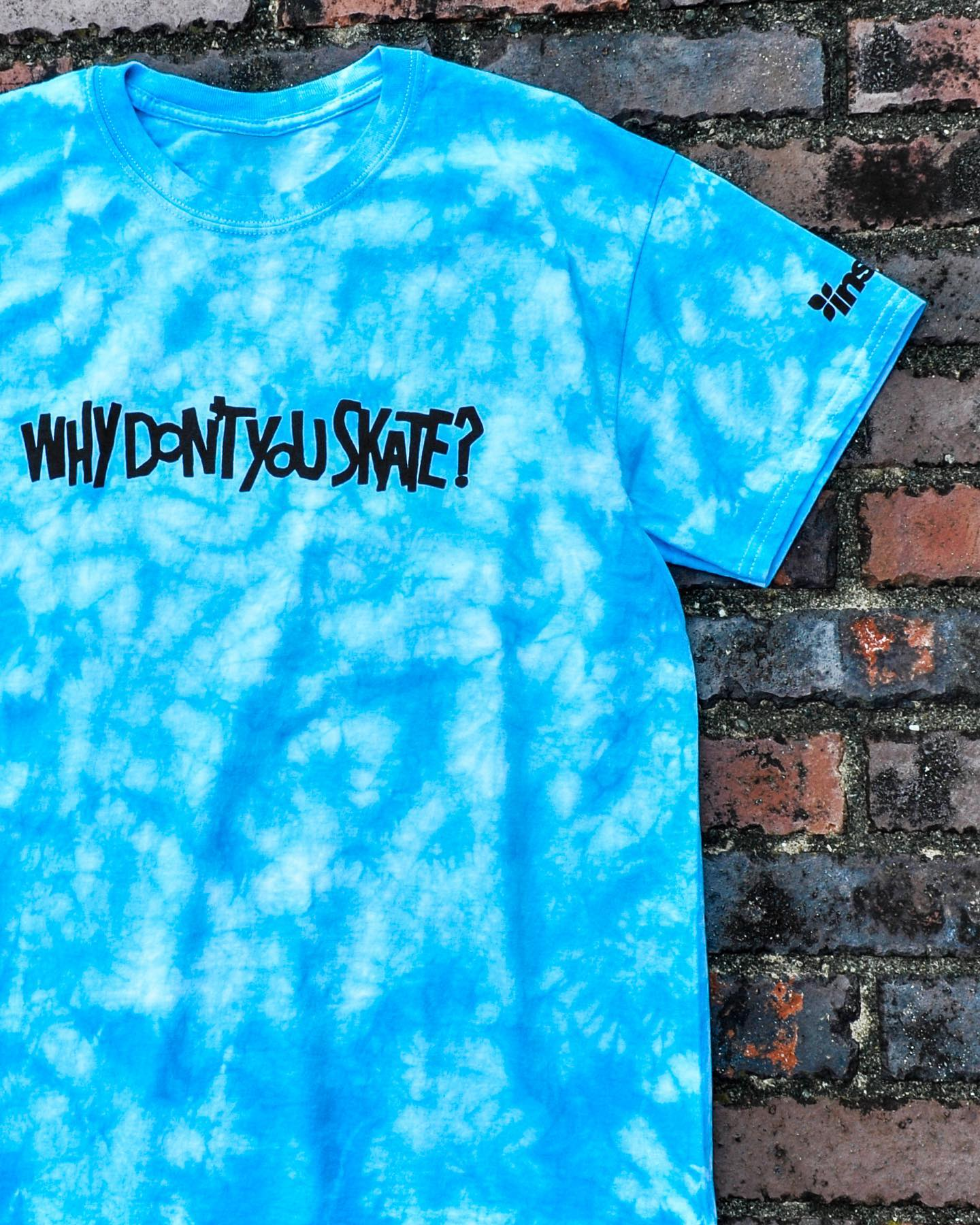 Instant SBY TEE2020.09.18 on sale.-Why don't you skate?-#instantskateshop #i25tant