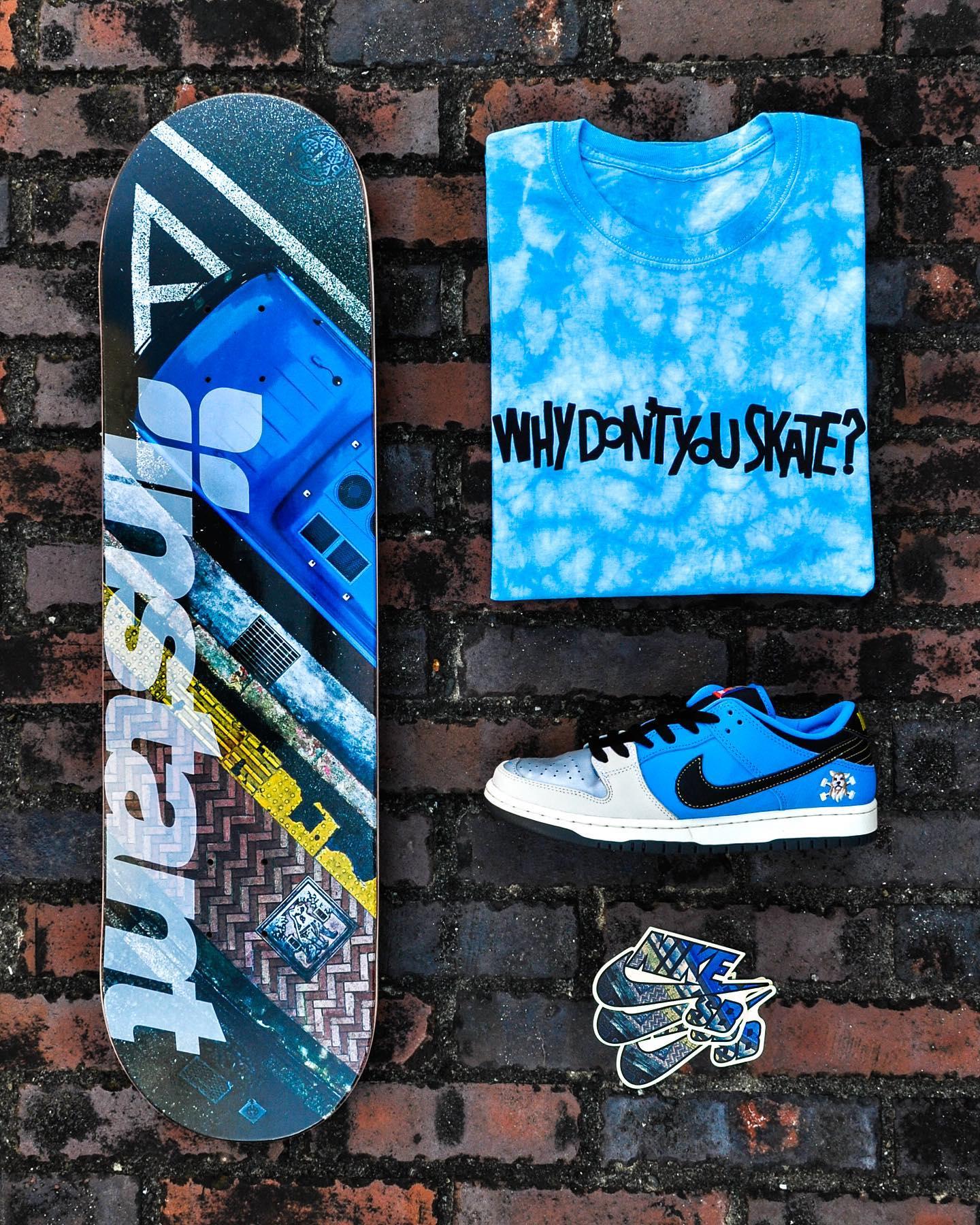 Instant  Nike SB – Dunk Low ProIt's ready.#instantskateshop #i25tant