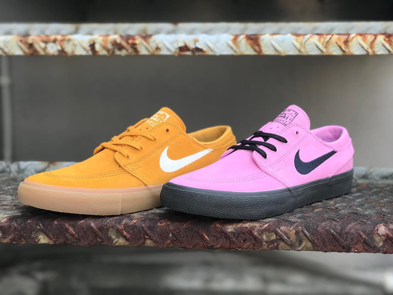 @nikesb Nike SB / Zoom Stefan Janoski RMミニマルなデザインと現代的なフィット感を組み合わせた一足。新しい高性能なソックライナーと柔軟性に優れたアウトソールでアップデートされ、新品でもすぐに馴染んで接地感の違いを実感できます。