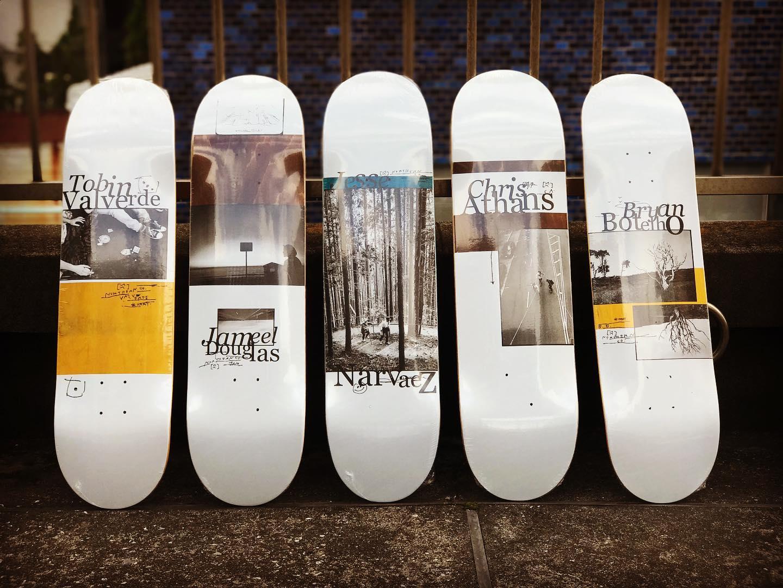 ・New @northernco decks.