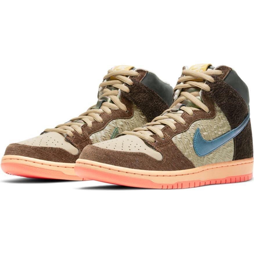 """11月28日(土)発売Concepts """"Mallard"""" / Nike SB Dunk  High Pro QS / As M Nk Sb Jacket QS / As M Nk Sb QS Gfx  Top / U Nk Fisherman Beanie Cpt販売方法に関してはプロフィールリンクのホームページからブログをご確認下さい。※販売足数、入荷サイズ、発売前のご予約など販売に関する事前お問い合わせはご遠慮下さい。※no overseas shipment."""