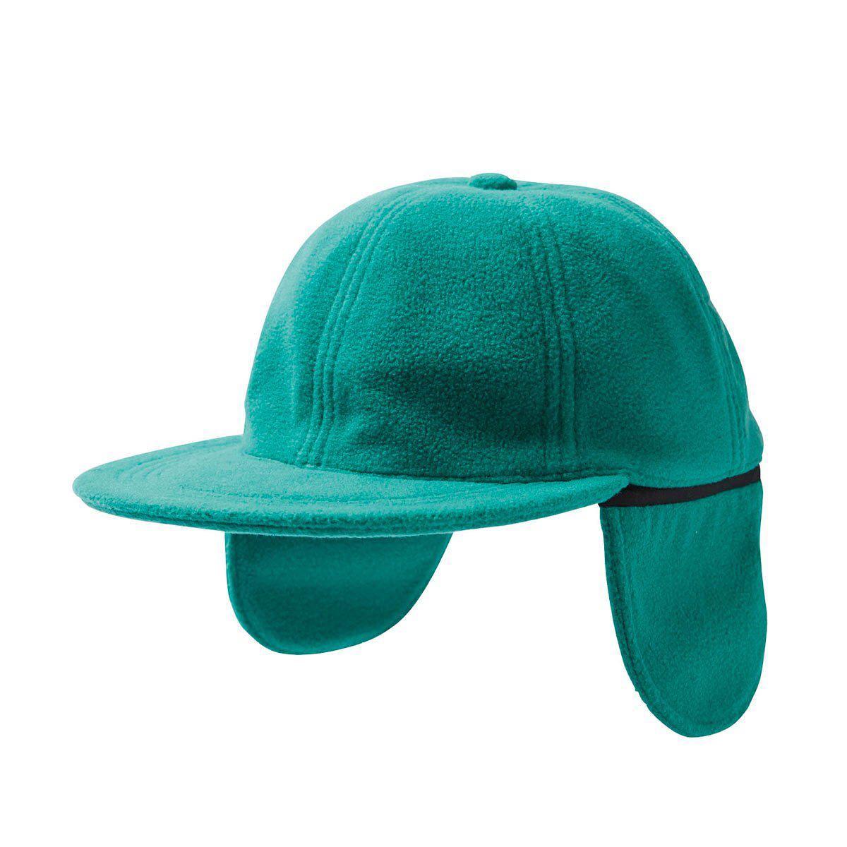 ・@evisenskateco / FLEECE FLAP CAPSTITCH FLEECEのセットアップと同素材を使用したフラップ収納CAP。収納式フラップにより防寒性を備えた上、シーンに応じた2WAYスタイリングも。シンプルながらも拘りを加えたEVIピヨ縫製が特徴的。