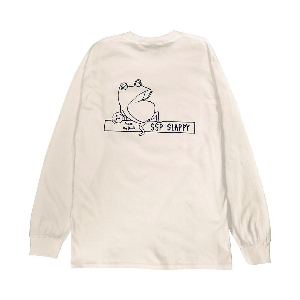 .@ssp_slappy / FROG Be Back L/S Tee¥5,400+tax