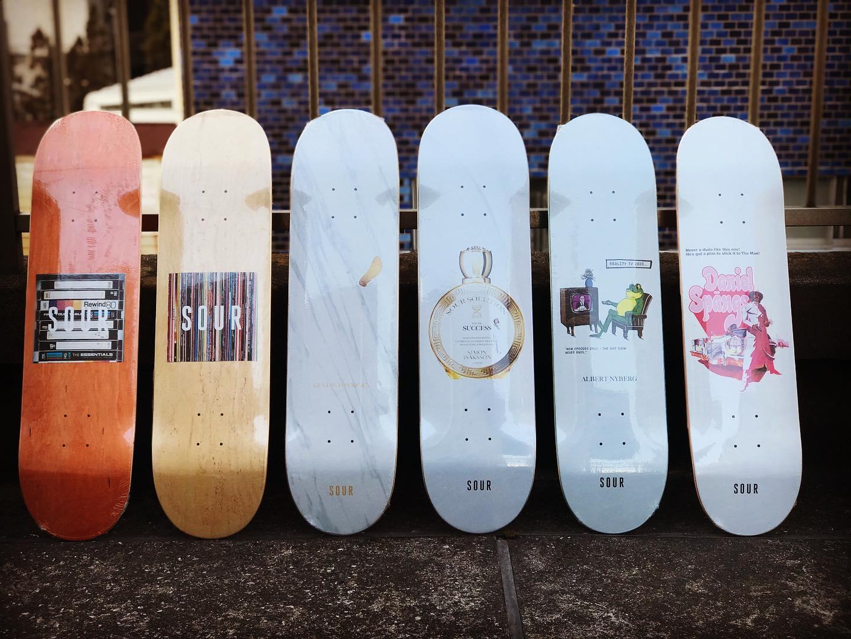 ・New @soursolution decks.