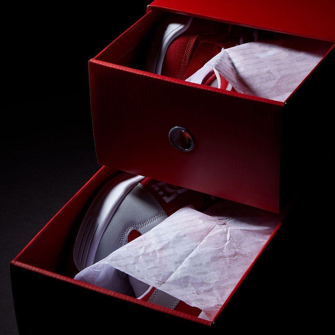 2月13日(土)発売 @dc_skateboarding ・・・2021 DOUBLE BOX.️