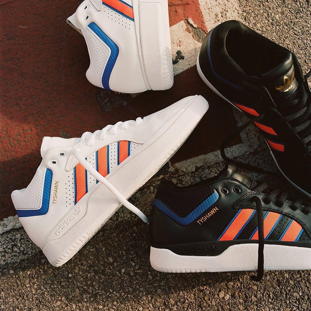@adidasskateboarding adidas skateboarding / TYSHAWN /// @tyshawn の故郷であるニューヨークにインスパイアされたTYSHAWNモデルのニューカラー️️🟠#adidasSkateboarding #TYSHAWN