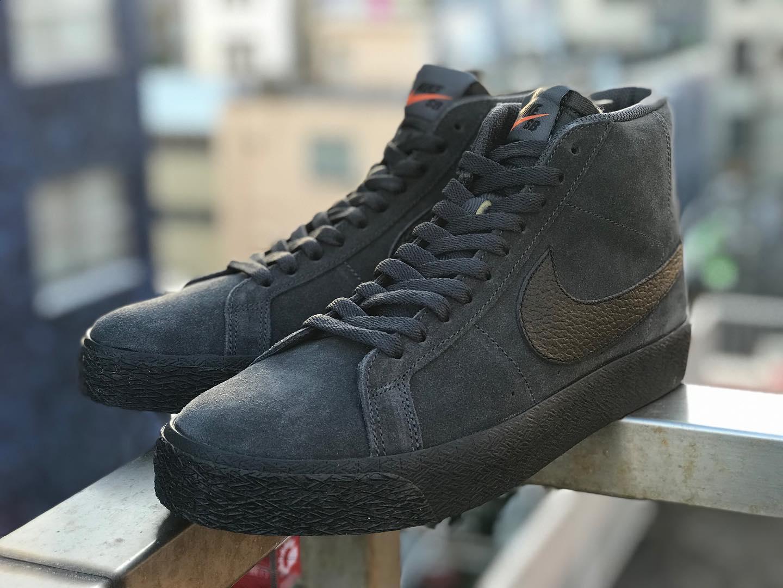 3月1日(月)発売ISO Collection / Nike SB Blazer Mid ISOスケートショップのみで展開するOrange LabelからBlazer Midが発売です。 #orangelabel※no overseas shipment.