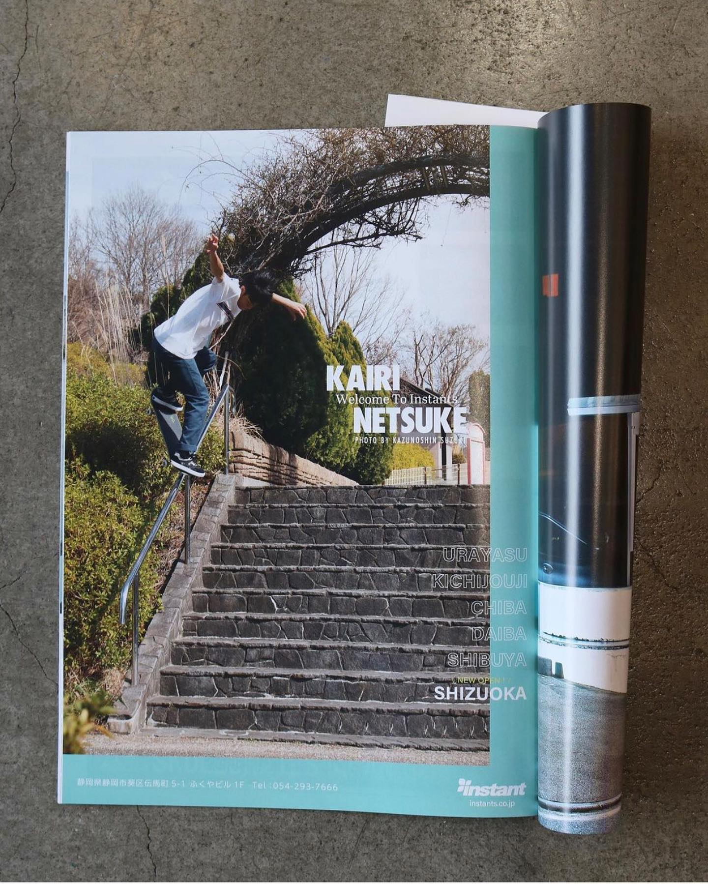 BOARDKILL New ISSUE #37 #boardkill#giveaway instantskteshop#instant_shizuoka