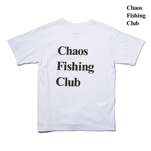 @chaos_fishing_club CHAOS FISHING CLUB / OG LOGO TEE GREEN釣りとスケートボードをこよなく愛する東京発の謎の集団。感度の高いスケーターをサポートしている純国産のアパレルブランド。#もう売ってるよ?