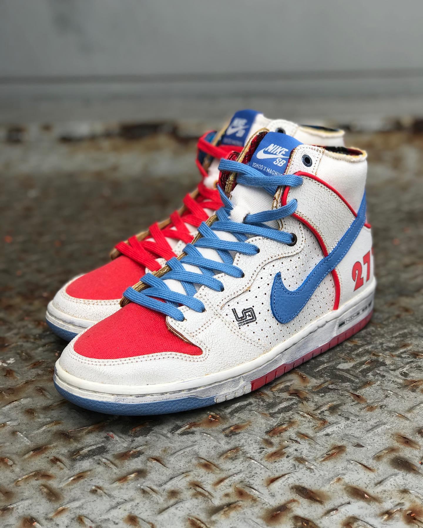 6月19日(土)発売 Magnus x Ishod x Nike SB / Dunk High Pro Decon QS販売方法に関してはプロフィールリンクのホームページからブログをご確認下さい。※吉祥寺ストア・浦安ストアでの販売はございません。※販売足数、入荷サイズ、発売前のご予約など販売に関する事前お問い合わせはご遠慮下さい。※no overseas shipment.WEB抽選応募フォームリンク↓https://bit.ly/3cALnPZ