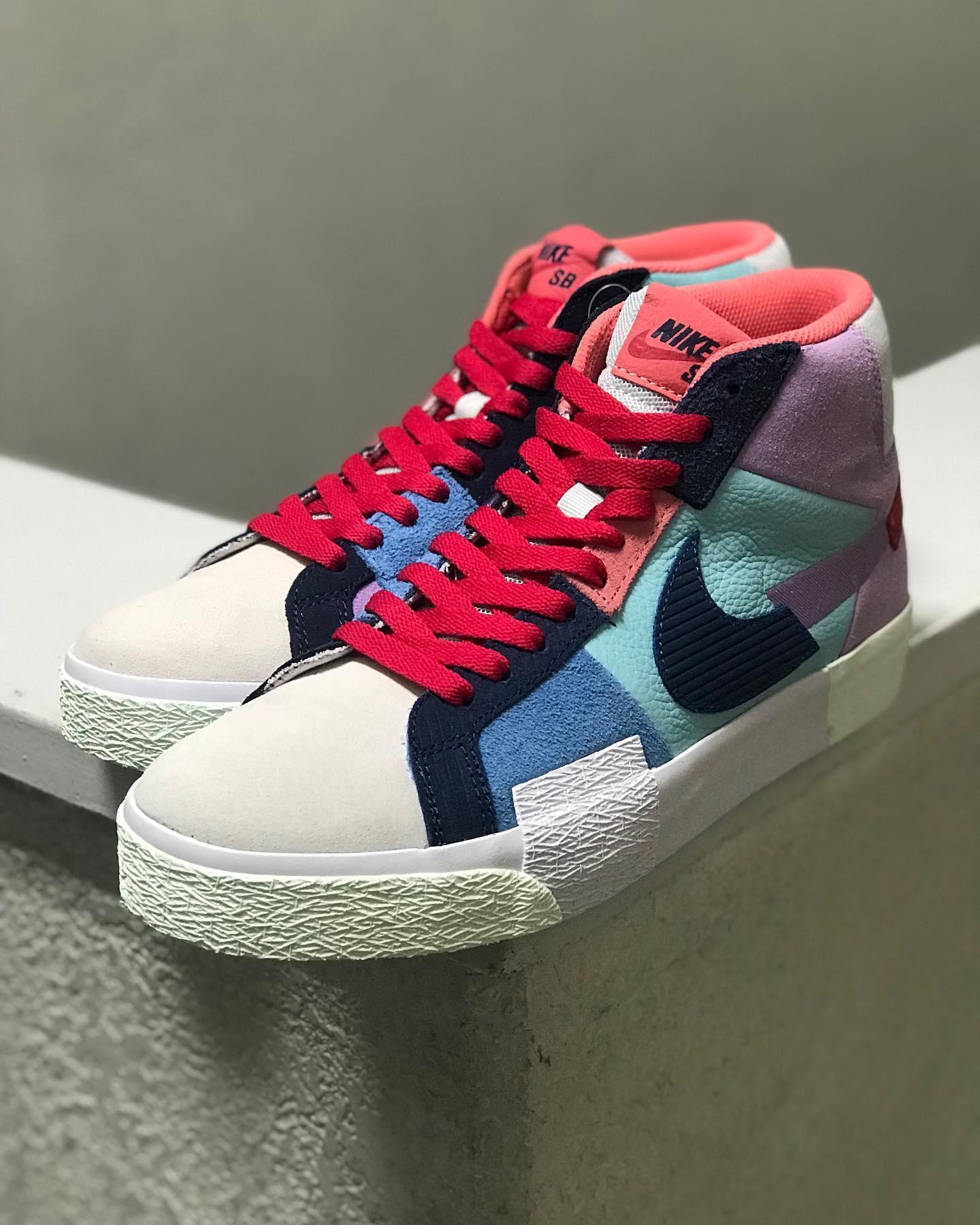 7月2日(金)発売 Mosic Pack / Nike SB Zoom Blazer Mid Premium※店頭・WEBストアにて発売いたします。※販売足数、入荷サイズ、発売前のご予約など販売に関する事前お問い合わせはご遠慮下さい。※no overseas shipment.