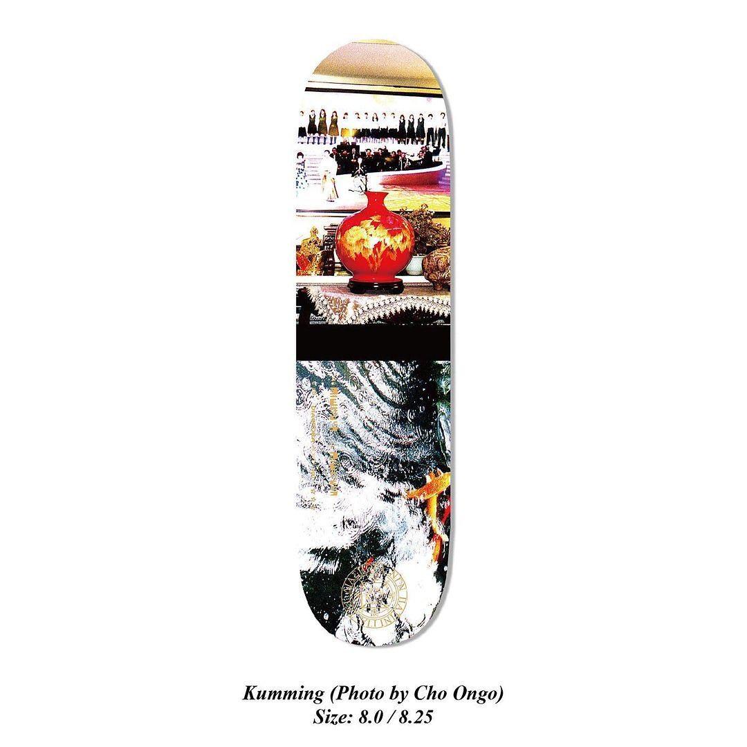 7月3日(土)発売Diaspora Skateboards / Kumming DeckPhoto by Cho Ongo#diasporaskateboards
