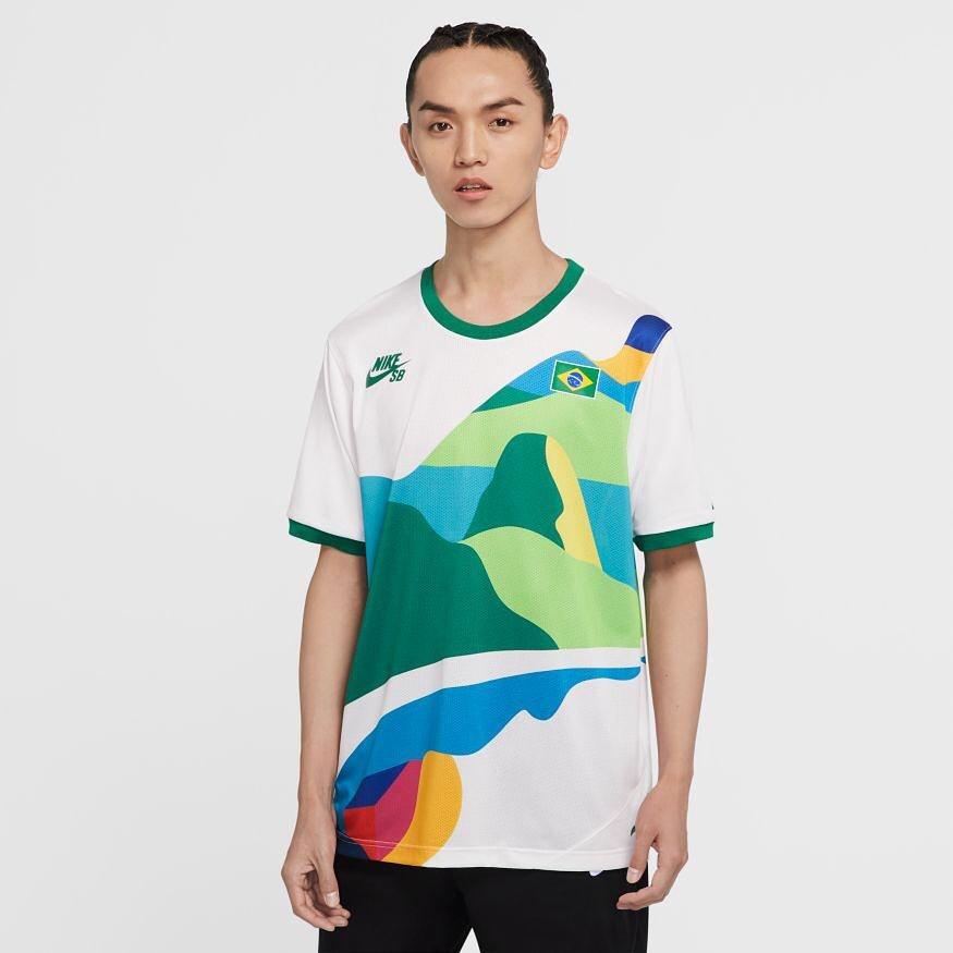 """7月17日(土)発売 Nike SB """"Federation Kits"""" Designed by Parra / BRAZIL Kits販売方法に関してはプロフィールリンクのホームページからブログをご確認下さい。※浦安ストアでの販売はございません。※販売数、入荷サイズ、発売前のご予約など販売に関する事前お問い合わせはご遠慮下さい。※no overseas shipment.BRA【Nike SB Ringer Jersey QS】品番:CT6087-100 用WEB抽選応募 フォーム→https://bit.ly/3xvXm9HBRA KIDS【Nike SB YTH BRAZIL QS Jersey】品番:CZ7775-100 用WEB抽選応募フォーム→https://bit.ly/2TYa6aLBRA【Nike SB BOB T-Shirt】品番:CZ3493-312 用WEB抽選応募 フォーム→https://bit.ly/3hv8cYfBRA【Nike SB BRAZIL UNST FLTBLL AO Cap】品番:CZ5340-312 用WEB抽選応募フォーム→https://bit.ly/3yJE8OkBRA【Nike SB Everyday Max Lightweight】品番:CN3779-100 用WEB抽選応募フォーム→https://bit.ly/3qZZeVO"""