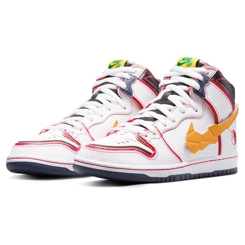 """9月24日(金)発売 �GUNDAM UNICORN x Nike SB / Dunk High Pro QS�""""RX-0 & BANSHEE NORN"""" ��販売方法に関してはプロフィールリンクのホームページからブログをご確認下さい。��※浦安ストアでの販売はございません。�※販売足数、入荷サイズ、発売前のご予約など販売に関する事前お問い合わせはご遠慮下さい。�※no overseas shipment.��RX-0 WEB抽選応募フォームリンク�↓�https://bit.ly/3EhXi1d��BANSHEE NORN WEB抽選応募フォームリンク�↓�https://bit.ly/3Cg9n50"""
