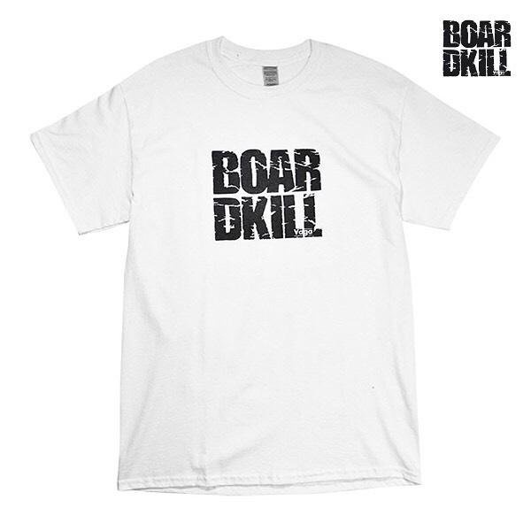 "@vaga_sb x @boardkillmag BOARDKILL×VAGA / TEE日本のアンダーグラウンドスケートマガジン""BOARDKILL""とバッグブランド""VAGA""によるコラボレーションアイテム。"